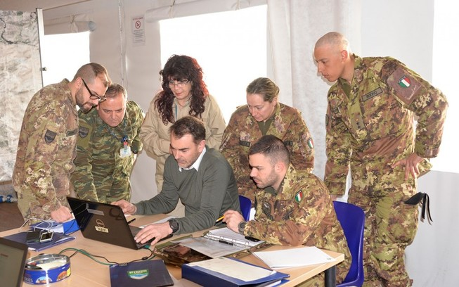 Cimic functional specialist course no