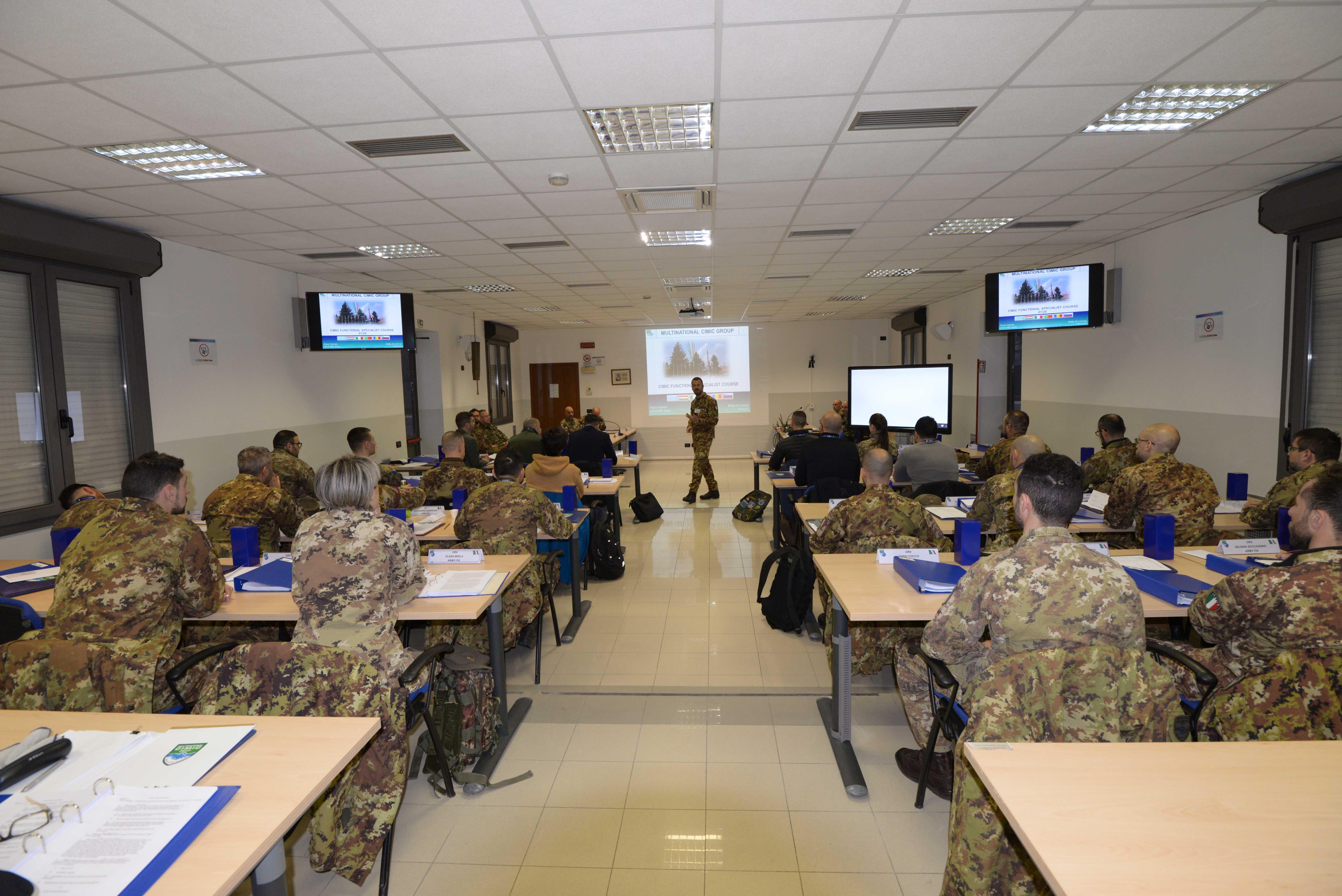 1. lezioni in aula