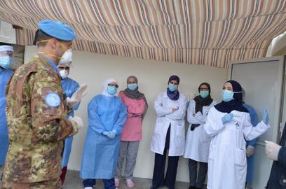 3.donazione all%e2%80%99ospedale pubblico di tibnin