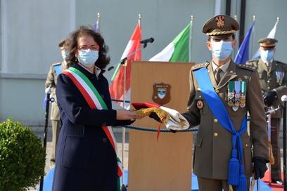 2. conferimento cittadinanza onoraria da parte della citta' di oderzo