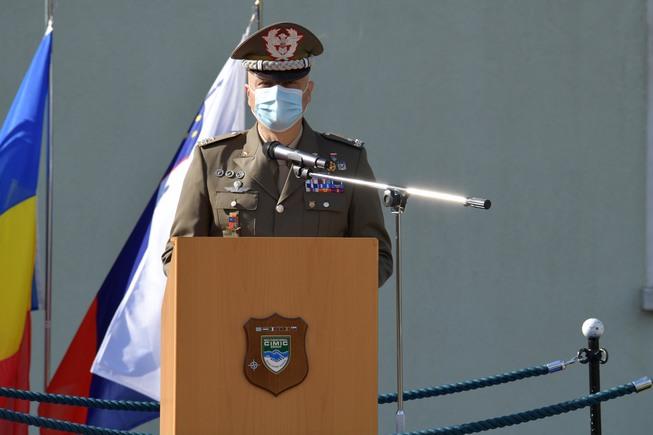 4. il discorso del generale di brigata postiglione