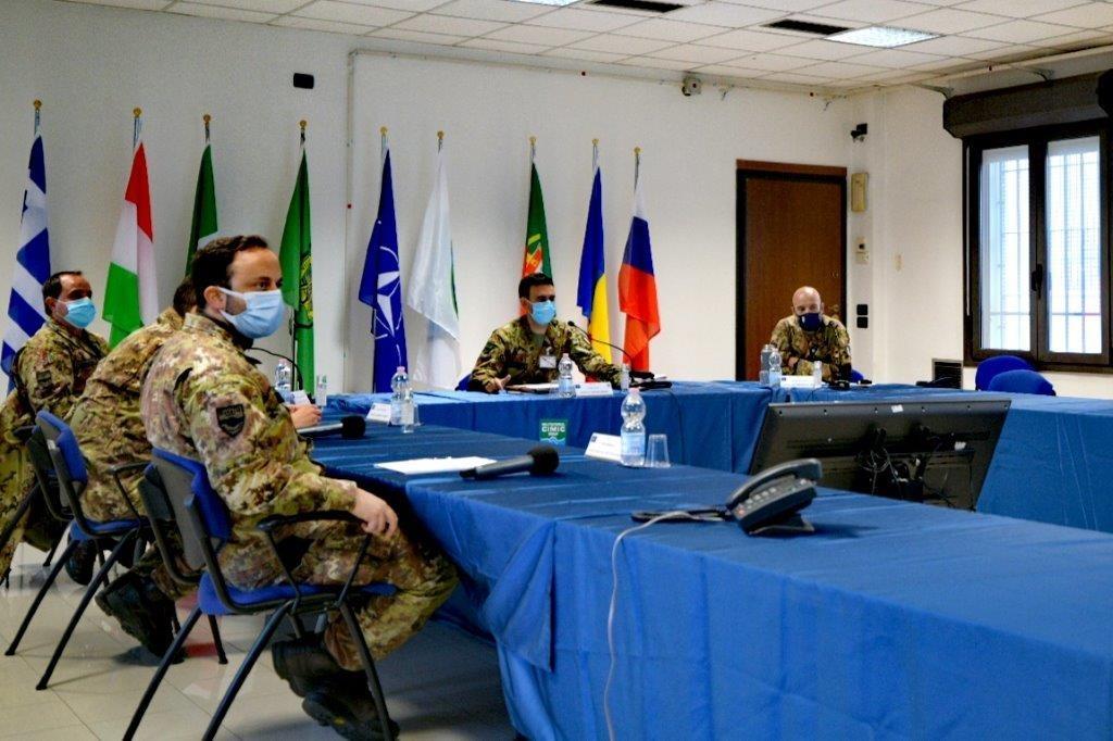 2. intervento del comandante del mncg
