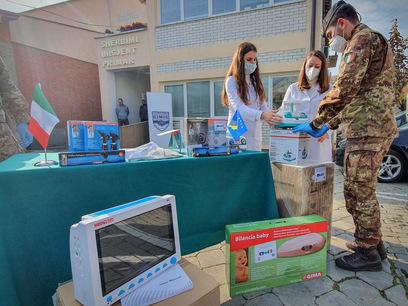 20201117 donazione ospedale di elezit kacanik 051 2