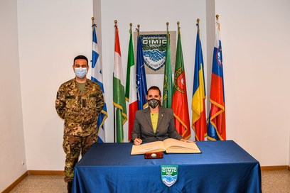 2. firma dell'albo d'onore
