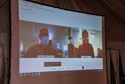 1. videoconferenza dalla somalia