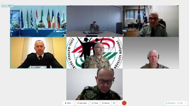 6. collegamento dalle participating nations