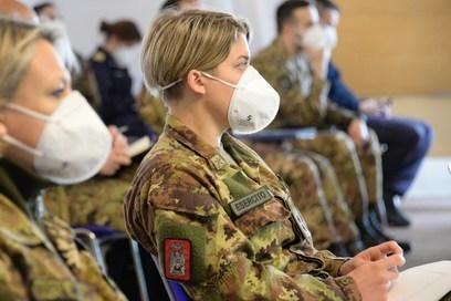 1. studenti durante una lezione