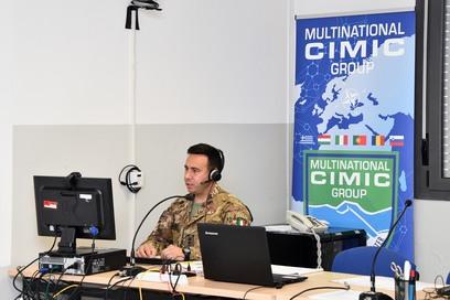 4. intervento del comandante del mncg