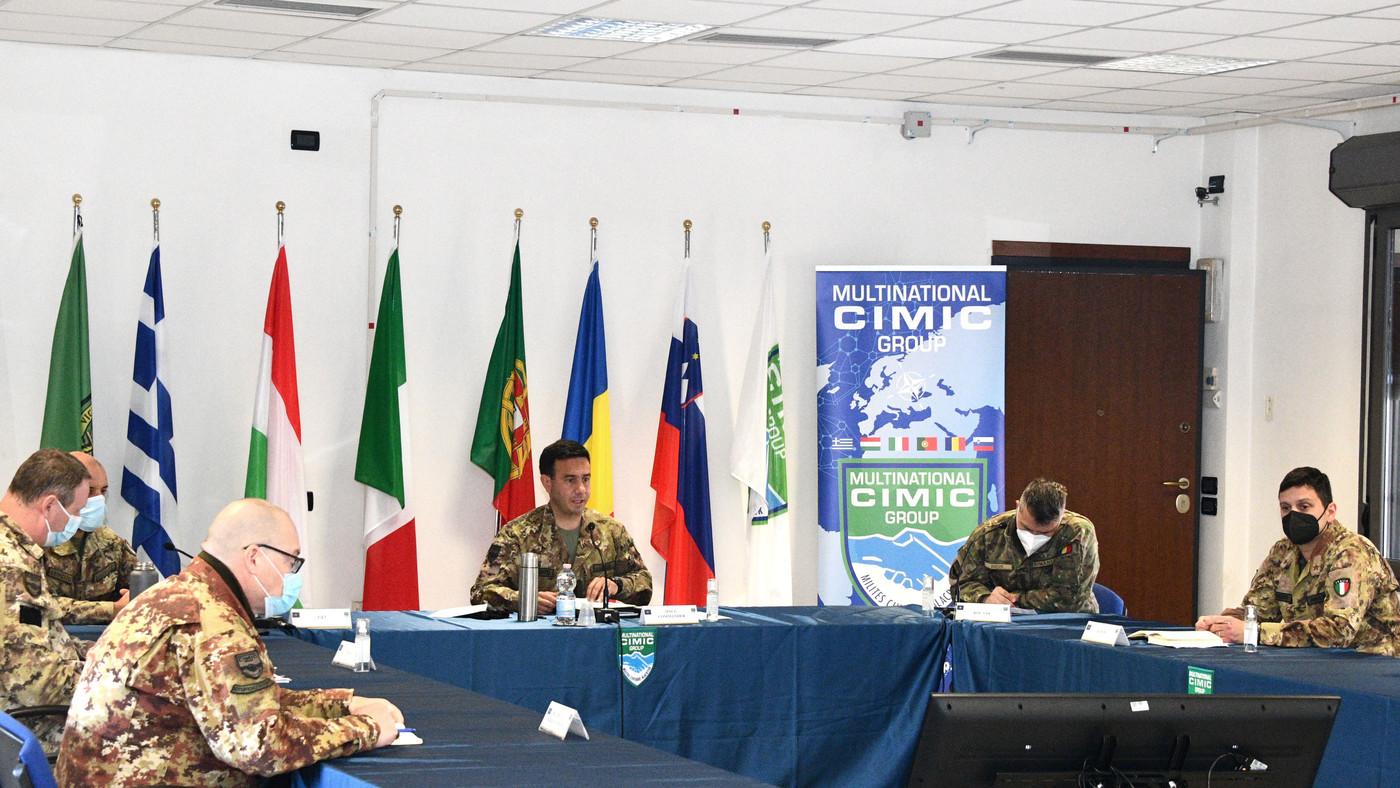 1. coordination meeting