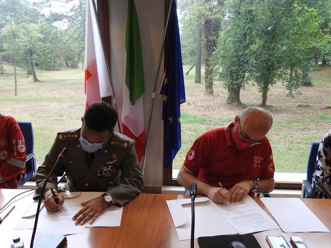 2. firma dell'accordo