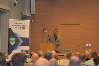 7. numerosi guest speaker internazionali si sono alternati sul podio