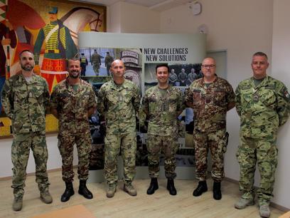 2. delegazione internazionale in ungheria