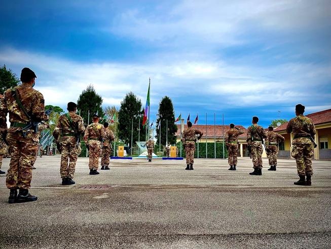 3. battaglione cimic schierato